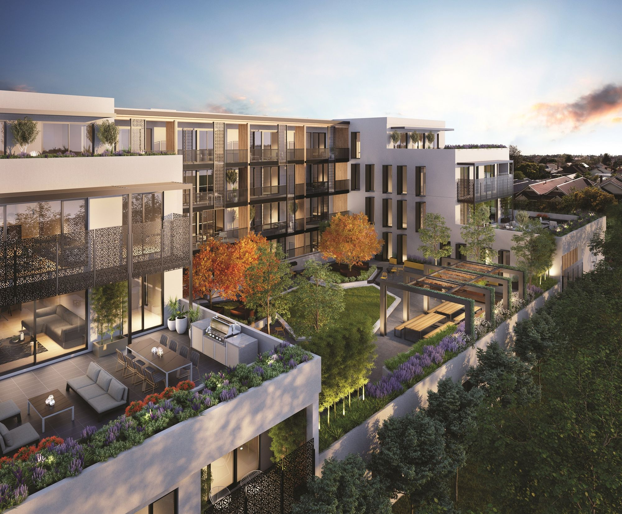 Apartment, Community, Housing, Neighbors